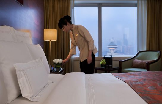 Information JW Marriott Hotel Shanghai at Tomorrow Square