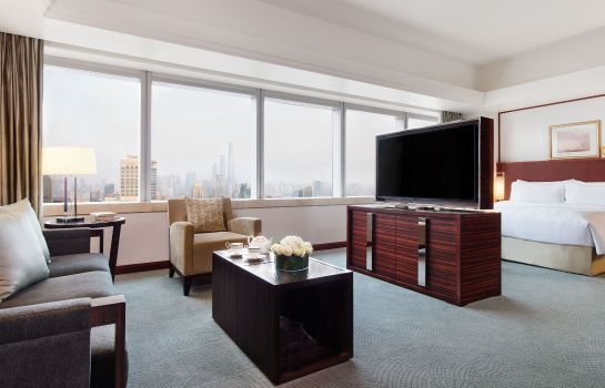 Room JW Marriott Hotel Shanghai at Tomorrow Square