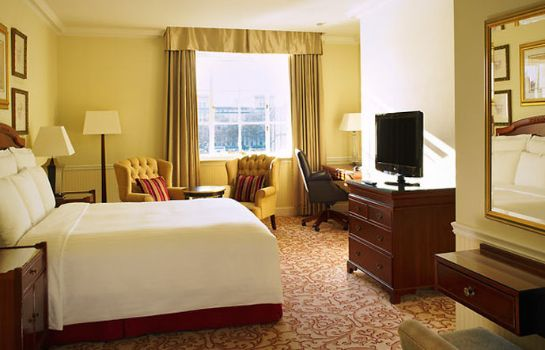 Chambre London Marriott Hotel County Hall