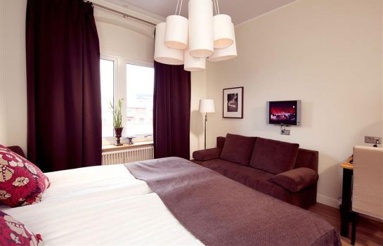 Zimmer Clarion Collection Hotel Norre Park