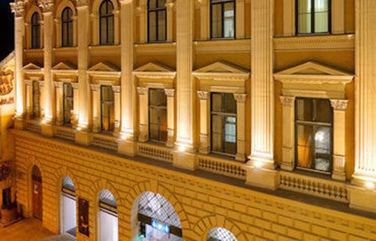 Exterior view Millennium Court Budapest - Marriott Executive Apartments