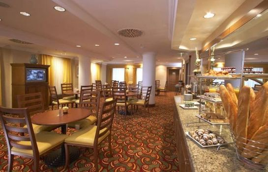 Restaurant Millennium Court Budapest - Marriott Executive Apartments