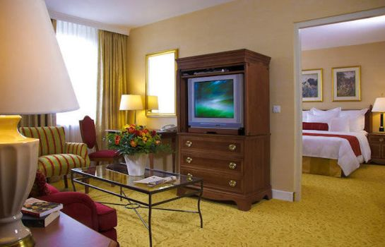 Room Millennium Court Budapest - Marriott Executive Apartments
