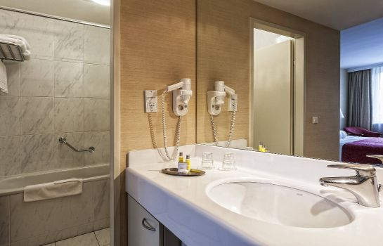 Zimmer Millennium Court Budapest - Marriott Executive Apartments