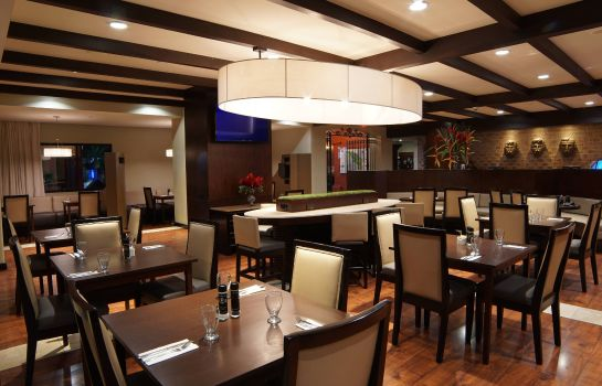 Restaurante Courtyard San Jose Escazu