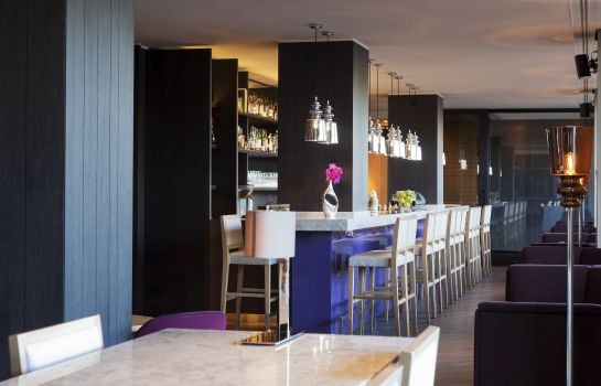 Hotel bar Crowne Plaza GENEVA