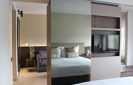 Junior-suite Crowne Plaza GENEVA