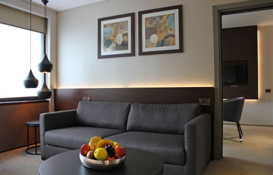 Suite Crowne Plaza GENEVA