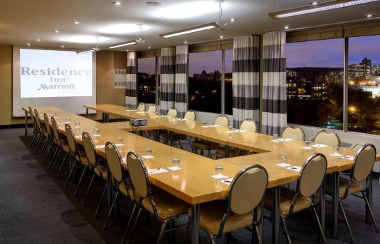 Conference room Residence Inn Montreal Westmount