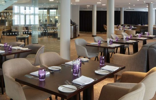 Restaurante DoubleTree by Hilton Hotel London Heathrow Airport