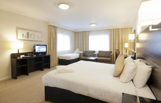 Room DoubleTree by Hilton Hotel London Heathrow Airport
