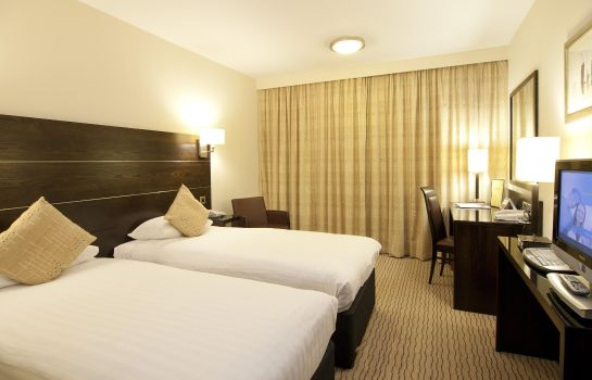 Habitación DoubleTree by Hilton Hotel London Heathrow Airport