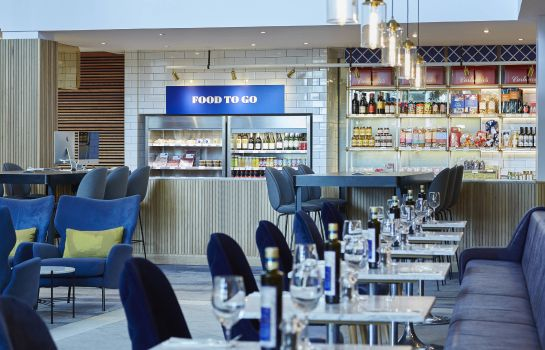 Ristorante London Heathrow Marriott Hotel