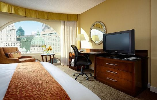 Room Montreal Marriott Chateau Champlain