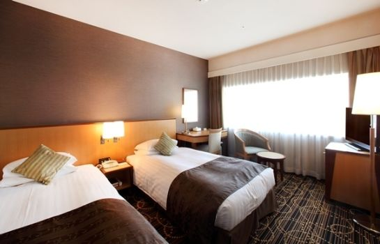 Chambre double (standard) KKR Hotel Tokyo