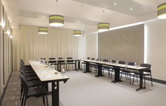Meeting room Best Western Crequi Lyon Part Dieu