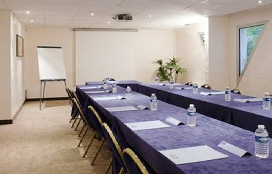 Conference room INTER-HOTEL Bordeaux Lac Apolonia