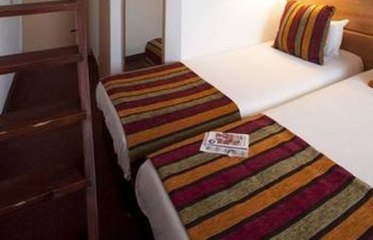 Room INTER-HOTEL Bordeaux Lac Apolonia