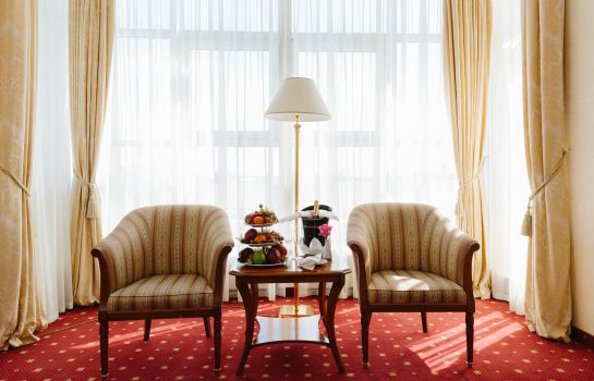 Suite Junior Grand Hotel Emerald