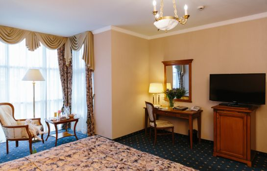 Chambre double (confort) Grand Hotel Emerald