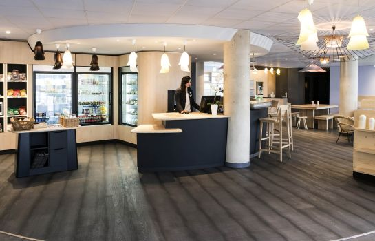 Hotel-Bar Novotel Suites Paris CDG Airport Villepinte