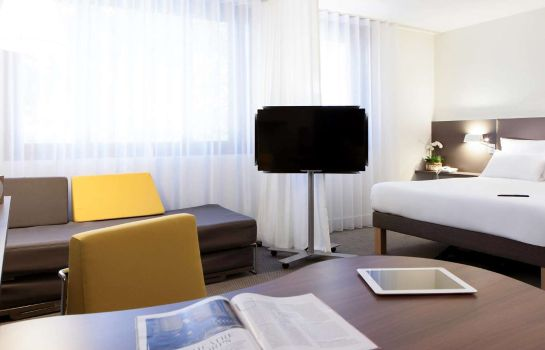 Room Novotel Suites Paris CDG Airport Villepinte