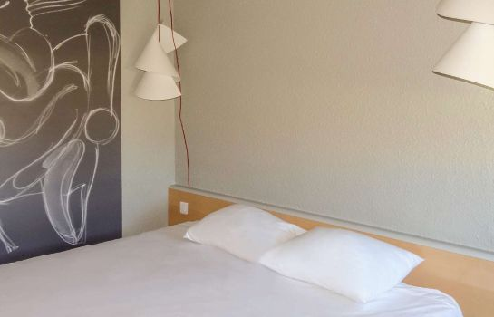Chambre ibis Moulins Sud