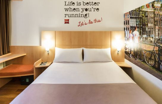 Kamers ibis budget Amsterdam Airport