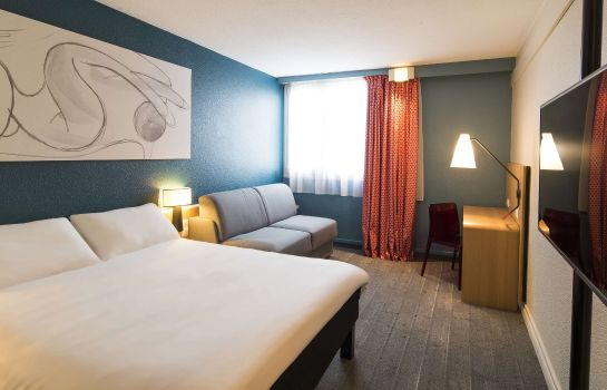 Zimmer ibis Tours Nord