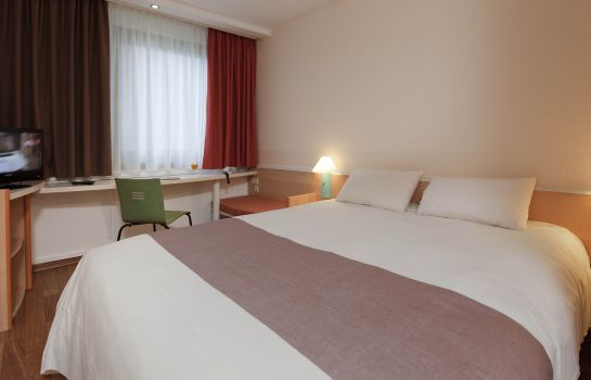 Standardzimmer ibis Ulm City