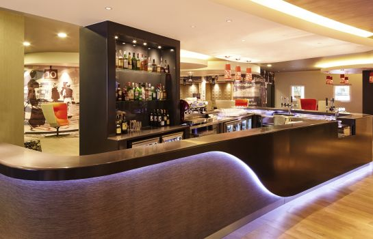 Hotel bar ibis London Euston Station - St Pancras International