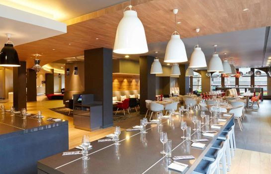 Ristorante ibis London Euston Station - St Pancras International