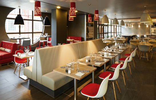 Restaurant ibis London Euston Station - St Pancras International