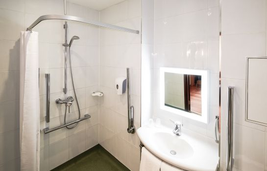 Cuarto de baño ibis London Greenwich