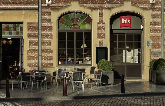 Bar de l'hôtel ibis Brussels off Grand Place