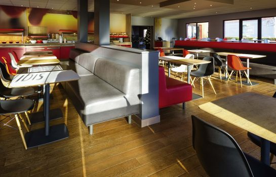 Restaurante ibis Brussels Airport