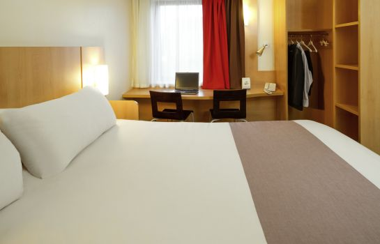 Standardzimmer ibis Brussels Airport