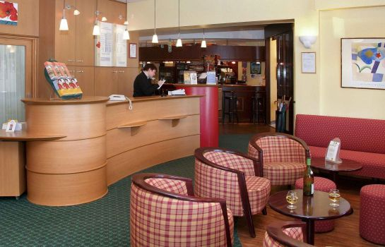Bar de l'hôtel ibis Beaune Centre