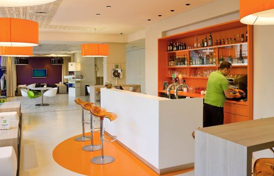 Lobby ibis Styles Lille Centre Gare Beffroi