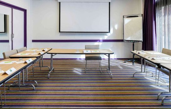 Conference room ibis Styles Lille Centre Gare Beffroi