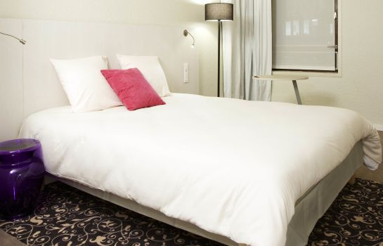 Standard room ibis Styles Lille Centre Gare Beffroi