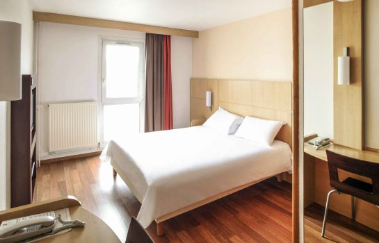 Standardzimmer ibis Nancy Sainte-Catherine