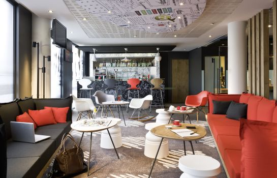Hotel-Bar ibis Bordeaux Centre Gare Saint-Jean