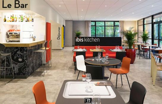 Hotel bar ibis Nancy Brabois