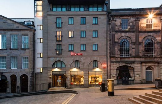 Picture ibis Edinburgh Centre Royal Mile - Hunter Square (new rooms)