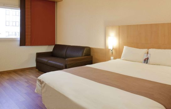 Standardzimmer ibis Paris Pantin Eglise