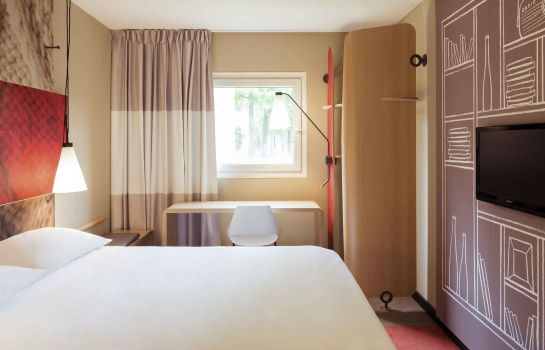 Zimmer ibis London Docklands Canary Wharf