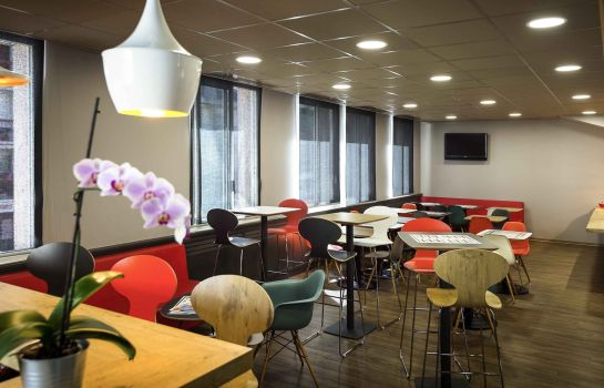 Hotel bar ibis Rodez Centre