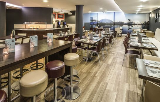 Hotel bar ibis Glasgow City Centre - Sauchiehall Street
