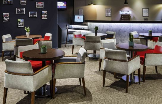 Hotel-Bar ibis Glasgow City Centre - Sauchiehall Street